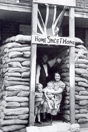 Home Sweet Home Front - Welcome Image